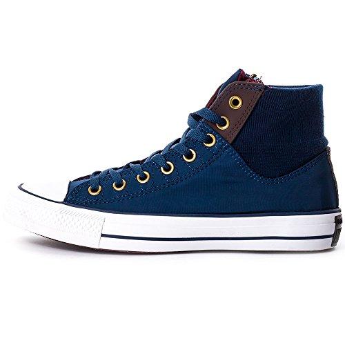 Converse CT Ma-1 Zip Hi Black/White 149398C, Herren Sneaker Blau (Marine)