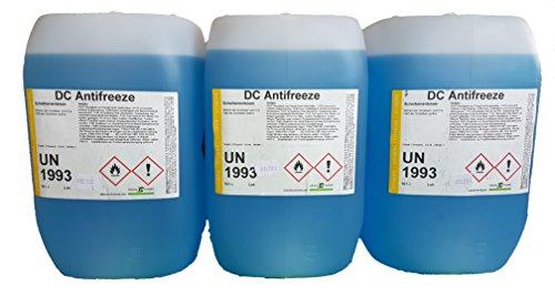 DC Antifreeze Scheibenenteiser 30 Liter Kanister - 3 x 10 Liter Entfroster - Defroster