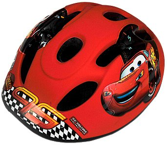 Widek Boy's Disney Cars Helmet - Red from Widek