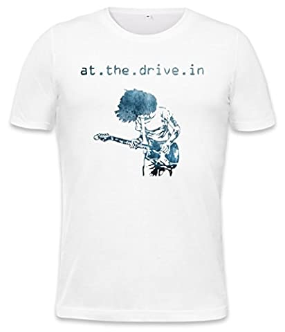 At The Drive In Mens T-shirt XX-Large