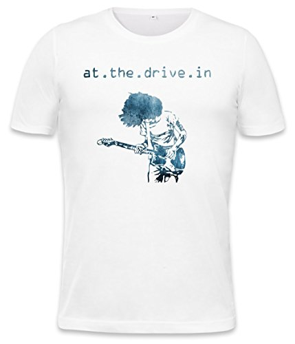 At The Drive In Mens T-shirt Large