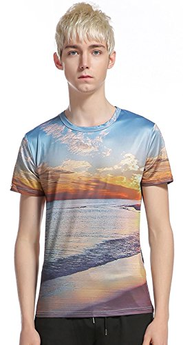 whatlees-unisex-digital-print-t-shirts-mit-ozean-sonnenuntergang-3d-muster