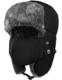 22f1558cc4e7 Chapeau d hiver Unisexe avec Rabat d oreille