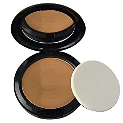 GlamGals Face Stylist Compact Earth Glow ,12g (Earth Glow)