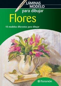 LAMINAS MODELO PARA DIBUJAR FLORES (Láminas modelo para dibujar)