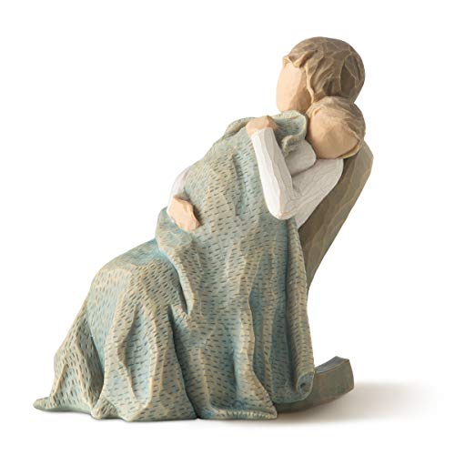 Willow Tree 26250 The Quilt Figur, 14 cm -