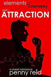ATTRACTION: Elements of Chemistry (Hypothesis Series Book 1) (English Edition)
