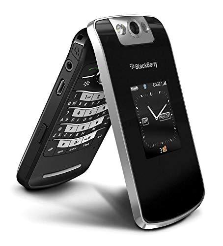 Blackberry 8220 Pearl Flip Black QWERTY Klapphandy Außendisplay Smartphone Blackberry Rim Pearl Flip