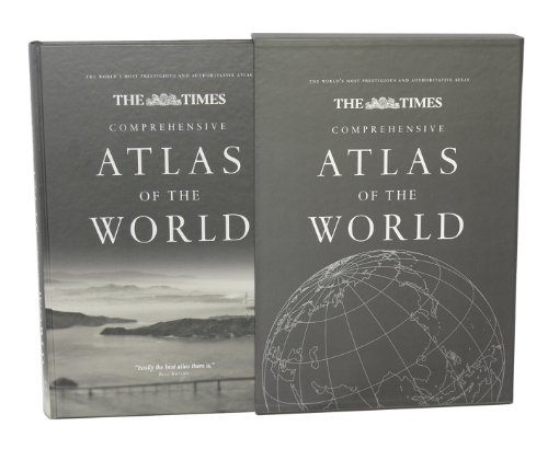 The Times Comprehensive Atlas of the World (World Atlas)