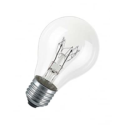 OSRAM Glühlampe 200W E27 klar stoßfest von Kayser - Lampenhans.de
