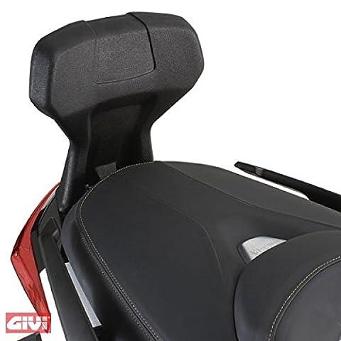 Givi Beifahrer Rückenlehne für Yamaha X-Max 125/250/400