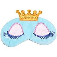 Schlafende Auge Maske Cartoon Lange Wimpern Krone Applique Schatten Abdeckung Candy Farbe Reise Tragbare Elastische... preisvergleich bei billige-tabletten.eu