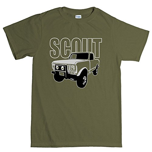 Epsion Scout Car - Military Combat WWII Off Road Vehicle T Shirt (Tee) (Hose Scout-uniform)