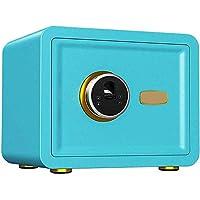 TQMB-A Caja Fuerte con la Huella Digital, el gabinete portátil Inicio/Viajes Pequeño Armario de Seguridad para mesita de Noche, Color Opcional,2