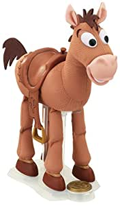Pile-Poil le Cheval de Woody - Toy Story Collection Woody's Horse Bullseye (Import Royaume Uni)