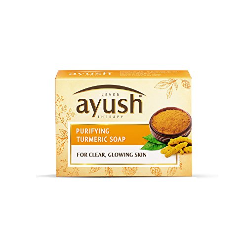 Ayush Purifying Turmeric Soap, 100g
