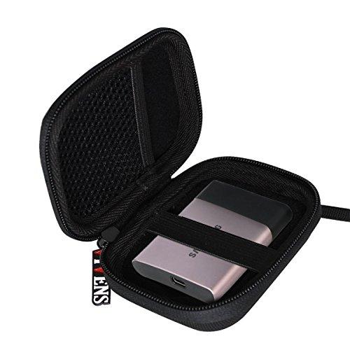 VIVENS Hart Reise Tasche Case für Samsung Portable SSD