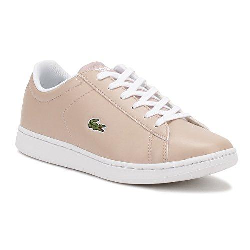 Lacoste Damen Schuhe / Sneaker Carnaby EVO 317 SPJ LT Light Rosa