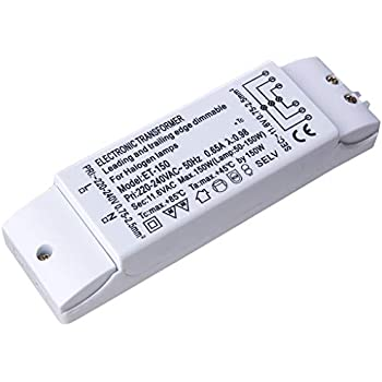 Transmedia LT2L Ampoule Halog/ène Transformer 230 12 V 60 W