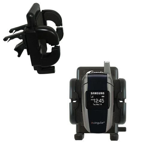 Samsung SGH-X506 X507 Cradle-Lüftungshalterung Einzigartige Autohalterung mit Lüftungsklemmen mit Garantie auf Lebensdauer
