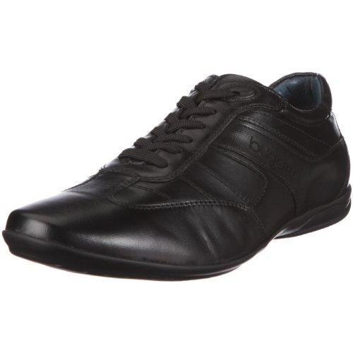 bugatti-mens-t81061l-low-top-trainer-black-schwarz-100-95-uk