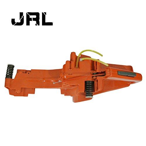 Jrl mango trasera y separador depósito de combustible para motosierra Husqvarna 362365371372372X...