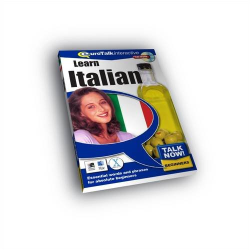 Talk Now! Learn Italian: Essential Words and Phrases for Absolute Beginners