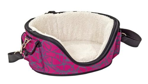 Karlie Shopper De Luxe, Nylon, 40 x 35 x 30 cm, S, pink