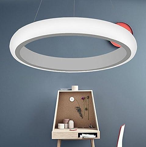 Ringleuchte Eine Ringe Hängelampe Wohnzimmer Modern Led Dimmbar Esstischlampe Rund Wohnzimmerlampe Pendelleuchten Decke Lampe Esstisch Licht Hängeleuchte Leuchten Küchenlampe Beleuchtung