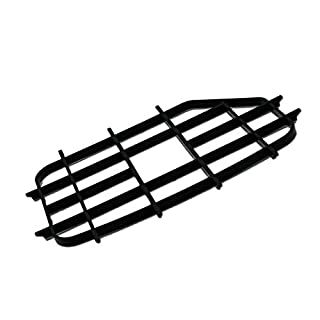 Haas 6223 Kunststoff Auflagerost schwarz Ablagegitter für Ausgussbecken Nina