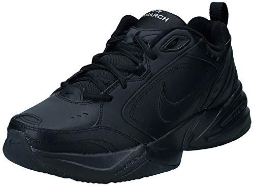 Nike air monarch iv, scarpe da fitness uomo, nero black 001, 44 eu