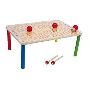 geschicklichkeitsspiel magnetparcours aus holz mit kunststoffplatte labyrinth mit individuell. Black Bedroom Furniture Sets. Home Design Ideas