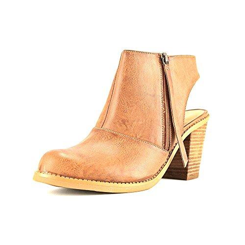 Nine West Livia 3Y Synthétique Bottine Tan