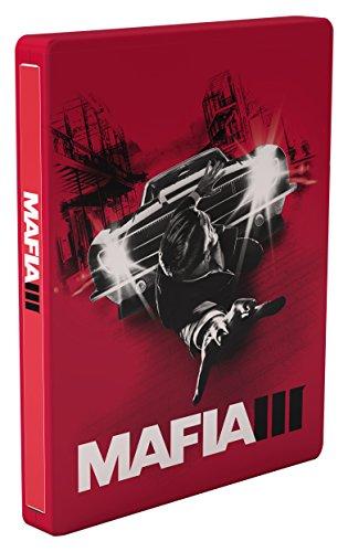 Mafia III - Steelbook Edition -  [Xbox One] - Lincoln-puppe