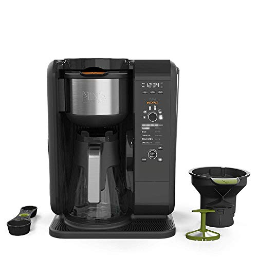 Ninja Coffee Maker System Review 1