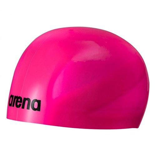 arena 3D Ultra Schwimmkappe Unisex One Size Fuchsia/Noir