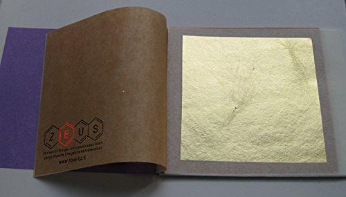 oro-in-foglia-a-decalco-23-kt-doppio-spessore-libretto-da-25-fogli-8-x-8-cm