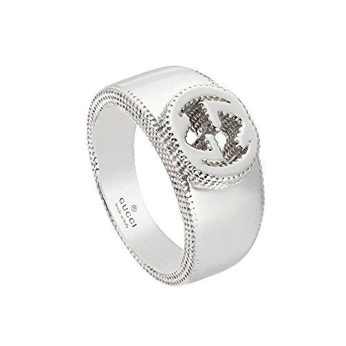 Gucci Interlocking Ringe YBC479228001010