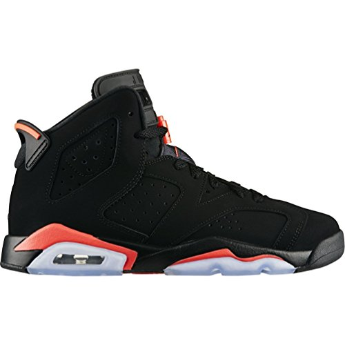 Nike Air Jordan 6 Retro BLACK INFRARED Noir