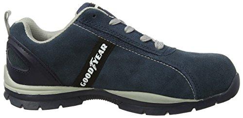 Chaussures Mixte Adulte Bleu de Bleu Bleu marine Gyshu3052 Sécurité Goodyear a1Hfa