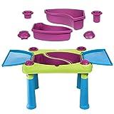 Keter Creative Fun Table d'enfant Table éducative vert-violet