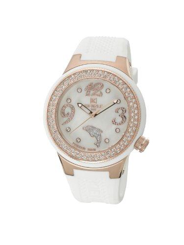 Kienzle Women's Quartz Watch K2072164343-00286 with Rubber Strap