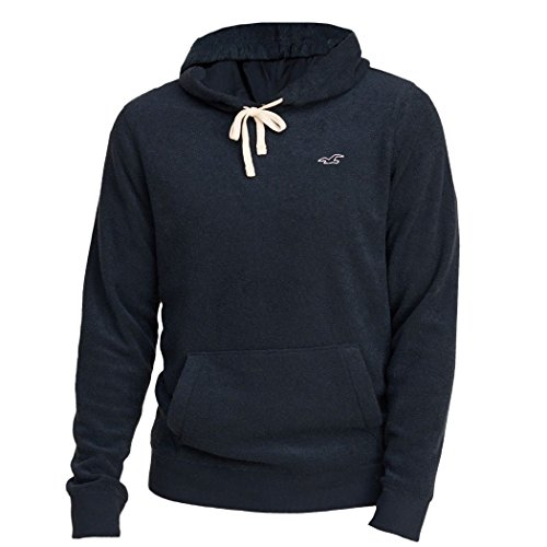 hollister-herren-textured-icon-pullover-hoodie-kapuzenpullover-strickjacke-sweater-grosse-m-navy-625