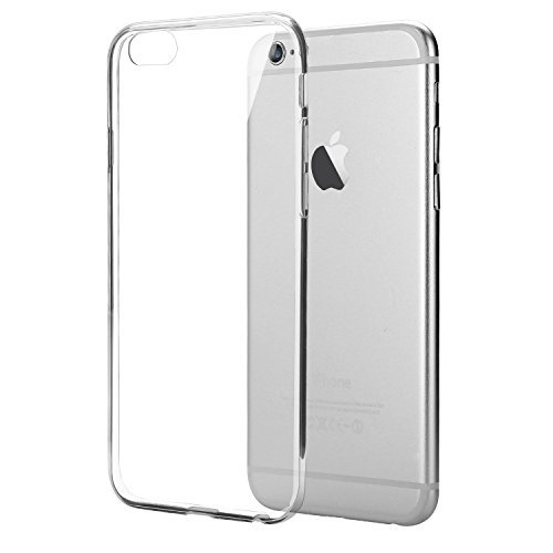 Bingsale Premium Bumper case iPhone 6S Schutzhülle hülle hardcase (transparent, iPhone 6S)