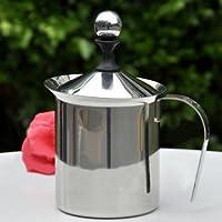 400ml Stainless Steel Milk Bubble Coffee Latte Art Pot
