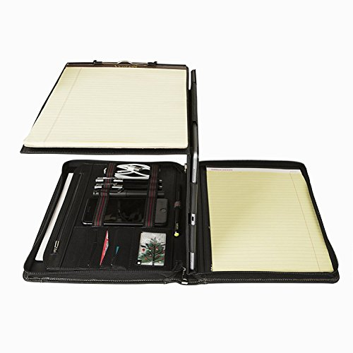 Coface - professionelle Schreibmappe, mit Fach für iPad Ipad Pro 12,9