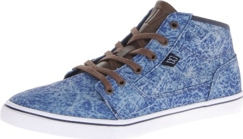 DC Shoes Bristol Mid le J Shoe Gbc, Hi-Top Slippers femme