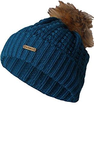 McKinley Damen Mütze Liv Mykonos Blue
