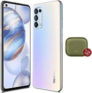 OPPO Reno5 5G Dual SIM Smartphone with OPPO Speaker 128GB 8GB RAM, 65W SuperVOOC, 64MP AI Quad Camera, 4K AI H