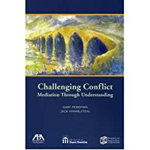 (CHALLENGING CONFLICT: MEDIATION THROUGH UNDERSTANDING) BY Paperback (Author) Paperback Published on (09 , 2009)